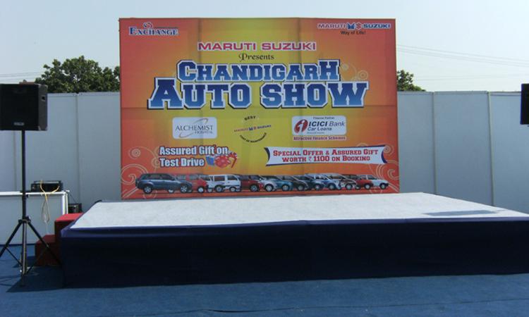 Exhibition & Road Shows